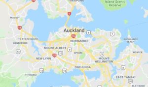 electricians north shore auckland map